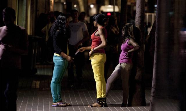 prostitutas callejeras en españa la mejor puta del mundo