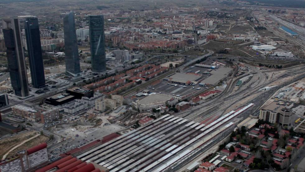 Distrito Castellana Norte Carmena reduce a la mitad los pisos y