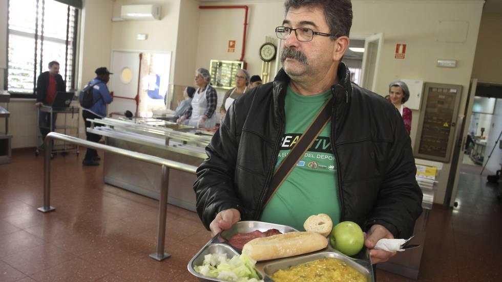 Un plato de dignidad | Madrid | EL PAÍS