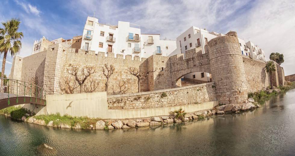 Game Of Thrones Peñíscola Y El Castillo De Juego De Tronos Comunidad Valenciana El País