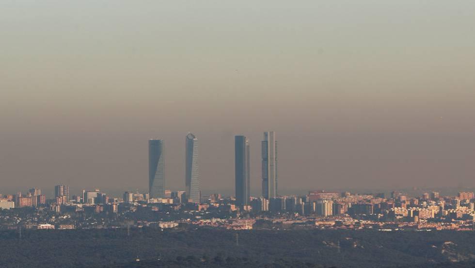 Así te hemos contado las restricciones de tráfico en Madrid por la  contaminación  42d45336951