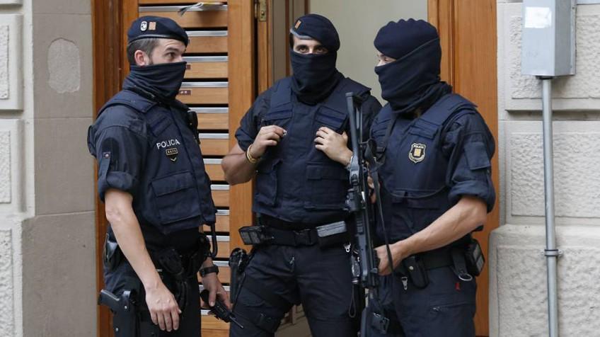 terrorisme mossos d'esquadra police de catalogne