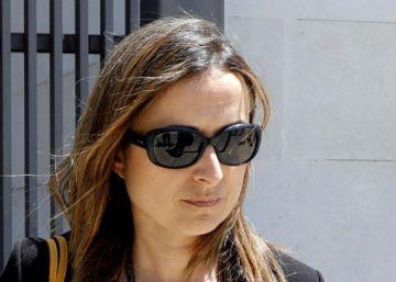 La asesora de Camps en la Fórmula 1 señala al expresidente como único responsable