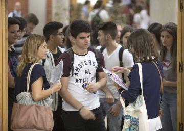 El 16,4% de los universitarios valencianos abandona la carrera, por encima de la media española