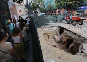 Patrimonio estudiará la canalización de agua antigua de Fuencarral