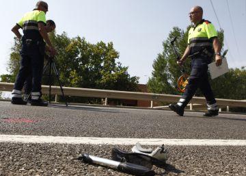 Se duplican los ciclistas muertos en la carretera en cuatro años