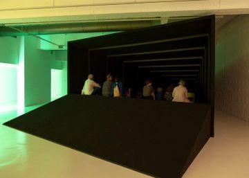 El Espai 13, convertido en una sala 'mística para escuchar'