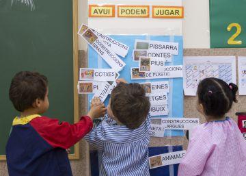 El Constitucional avala casi toda la ley educativa catalana sin tocar el tema lingüístico