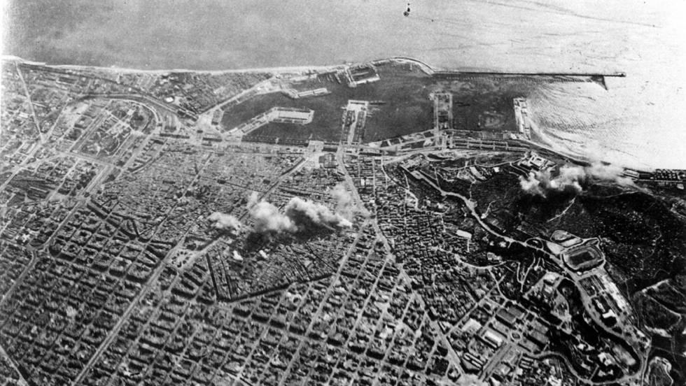 ¿Quién lanzó las bombas de Mussolini sobre Barcelona   fc1e3433669