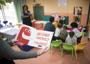 Madrid busca bebés bilingües