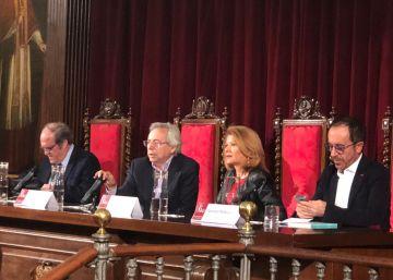 """Dolors López presenta 'Te nombro', un libro """"emocionante"""" sobre el amor y el duelo"""