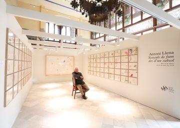 Antoni Llena y el milagro de hacer arte con cualquier cosa