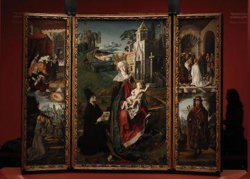 El MNAC expone la obra excelsa de Bartolomé Bermejo