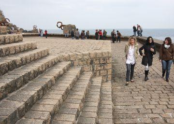San Sebastián pedirá declarar el 'Peine del Viento' como Patrimonio de la Humanidad