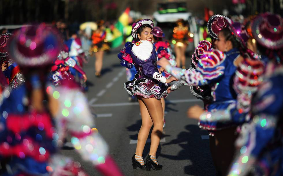 Programa del Carnaval en Madrid 12222