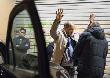 Carteristas de toda España en busca del botín del Camp Nou
