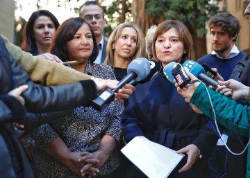 Bonig promete recuperar las aulas concertadas de Bachillerato eliminadas por el Consell