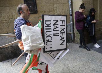 El rodaje de 'Patria' revive los años de plomo en San Sebastián