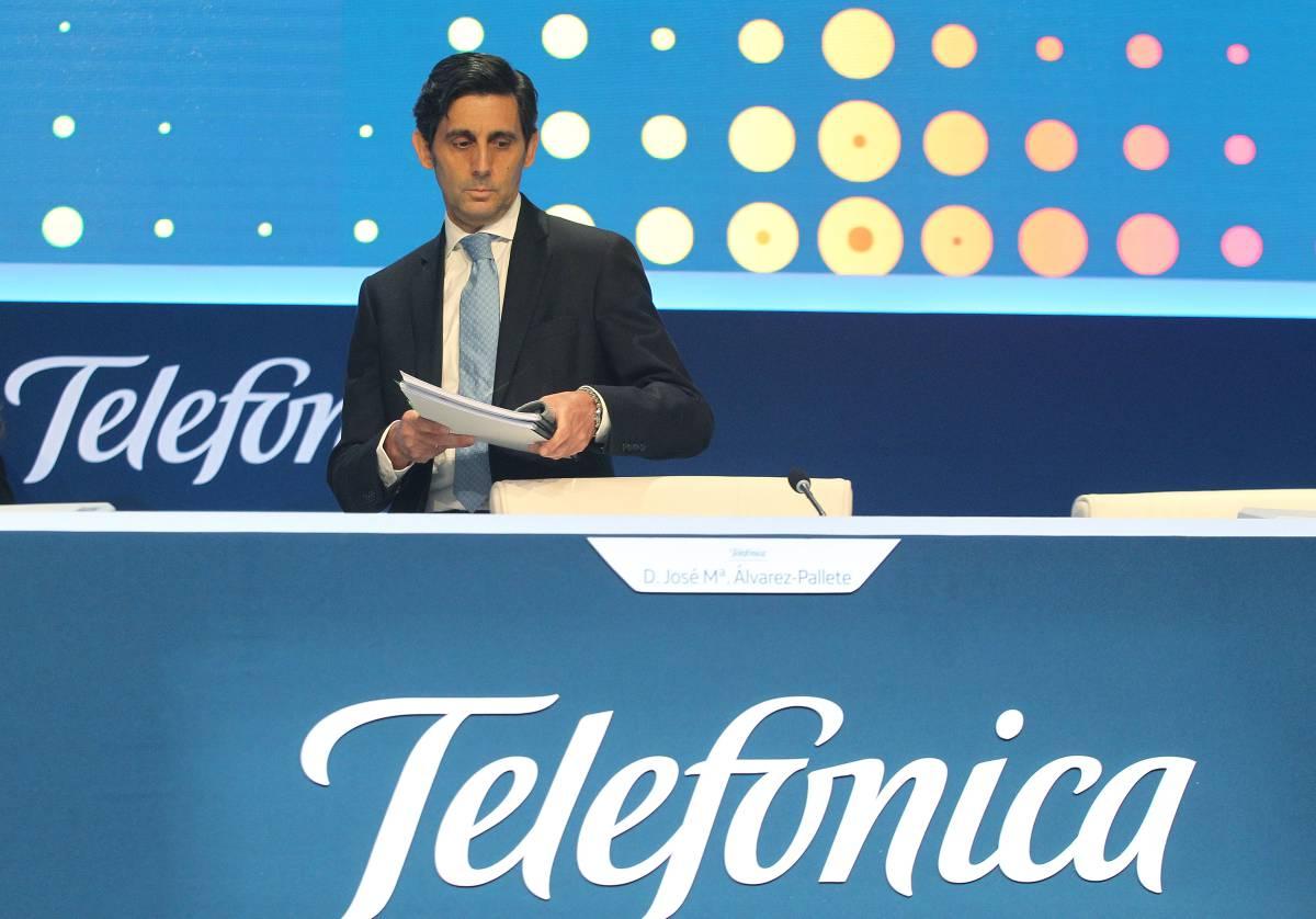 Pallete cumple un año en Telefónica, marcado por el dividendo y la reducción de deuda