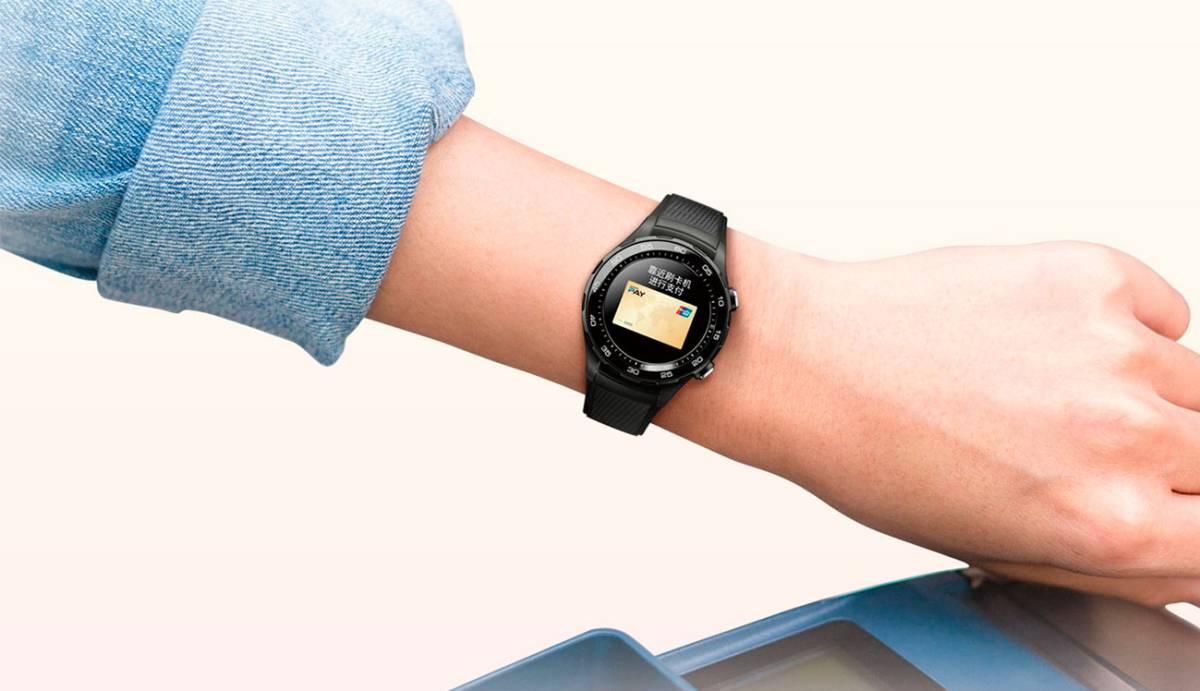 Nuevo Huawei Watch 2 de 2018, con conectividad 4G