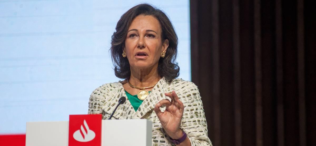 Banco Santander gana 7.810 millones en 2018, un 18% más, gracias a la mejora del negocio en España y Brasil