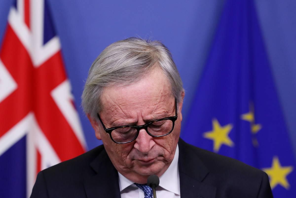 Juncker responde a Theresa May: