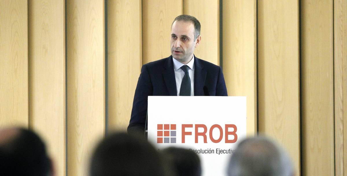 El Frob sobre Bankia: