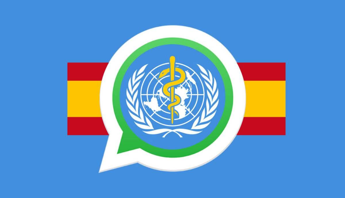La OMS publica en español su chat de WhatsApp sobre el coronavirus