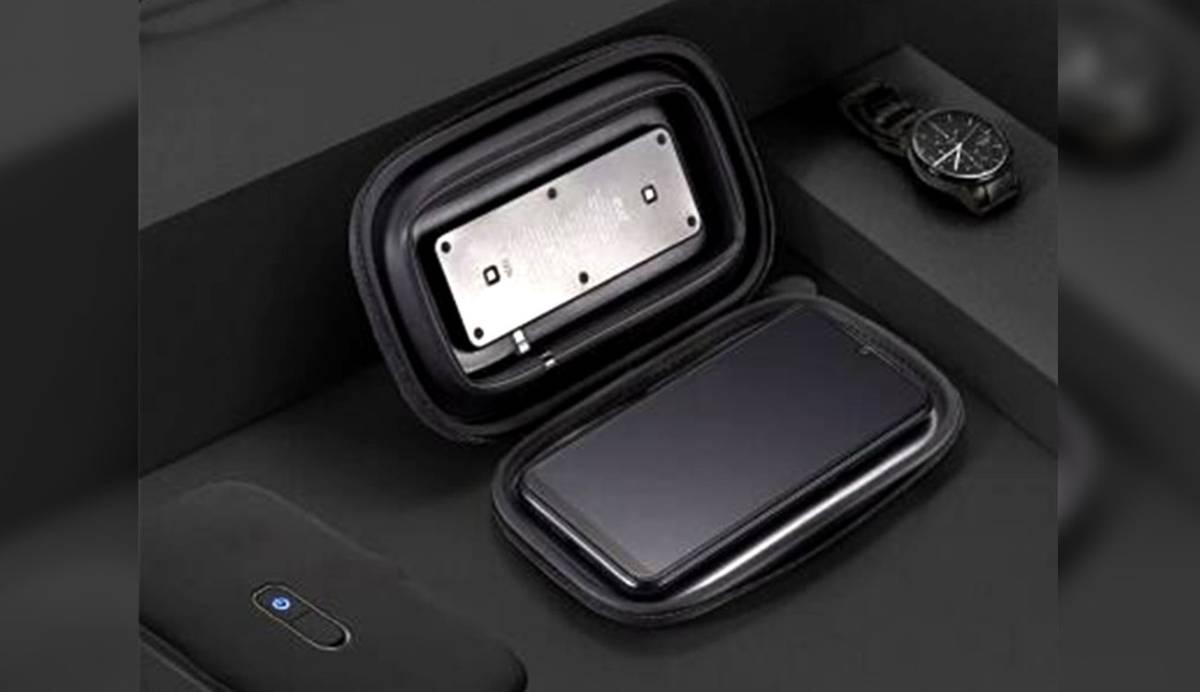 Xiaomi tiene el esterilizador UV para móviles que elimina bacterias y virus
