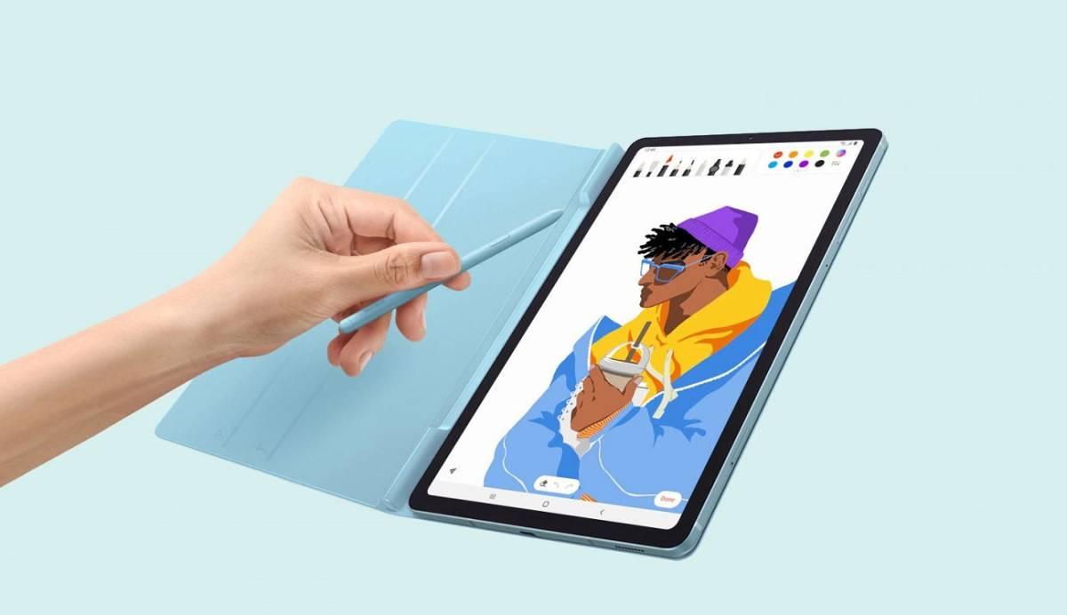 Samsung anuncia un nuevo Galaxy Tab S6 Lite de 10,4'' y compatible con S Pen