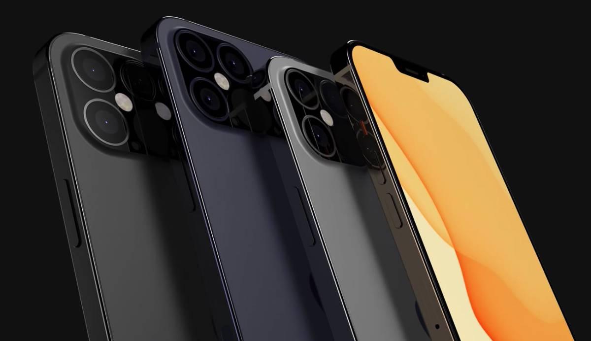 Se filtra el diseño de los iPhone 12 Pro: 'notch' más pequeño y bordes a lo iPhone 4