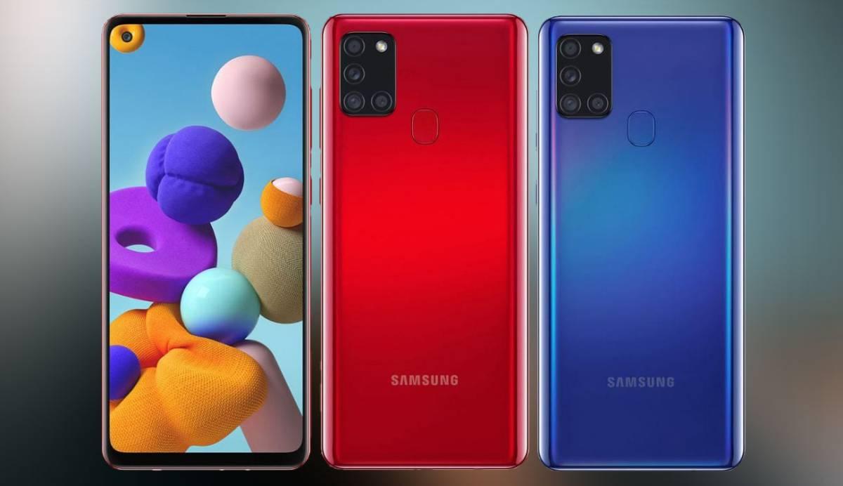 El Samsung Galaxy A21s ya tiene fecha de lanzamiento (y precio) en España