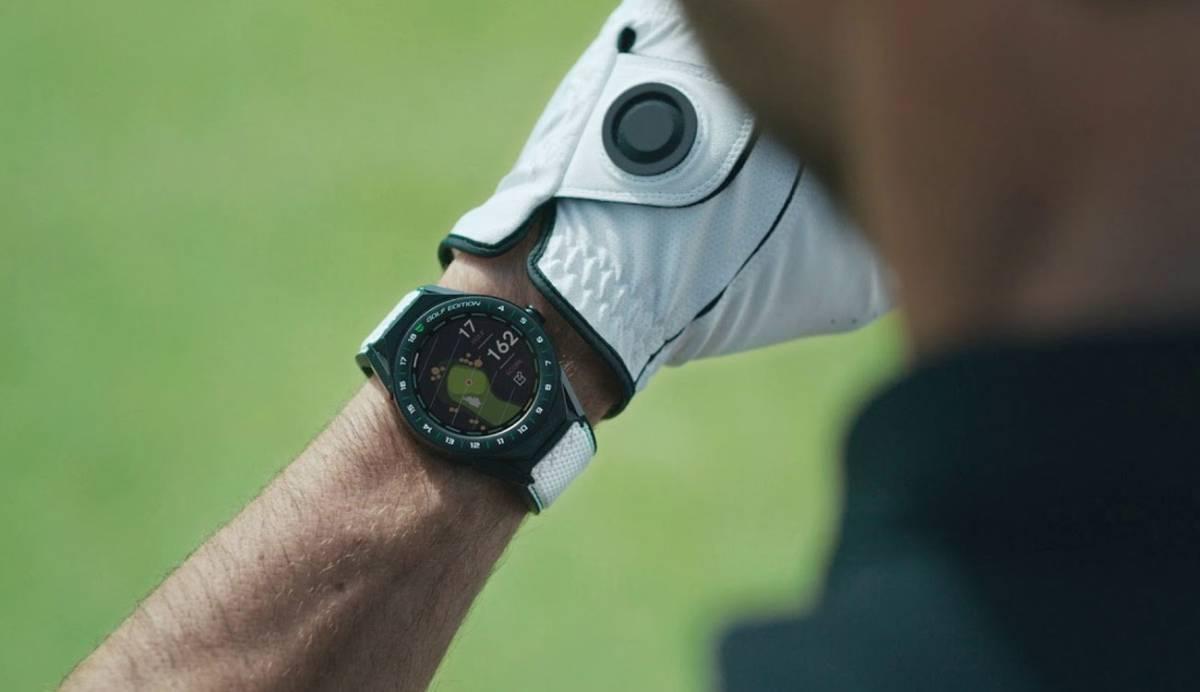 TAG Heuer Connected Watch Golf, el reloj oficial de los aficionados al golf