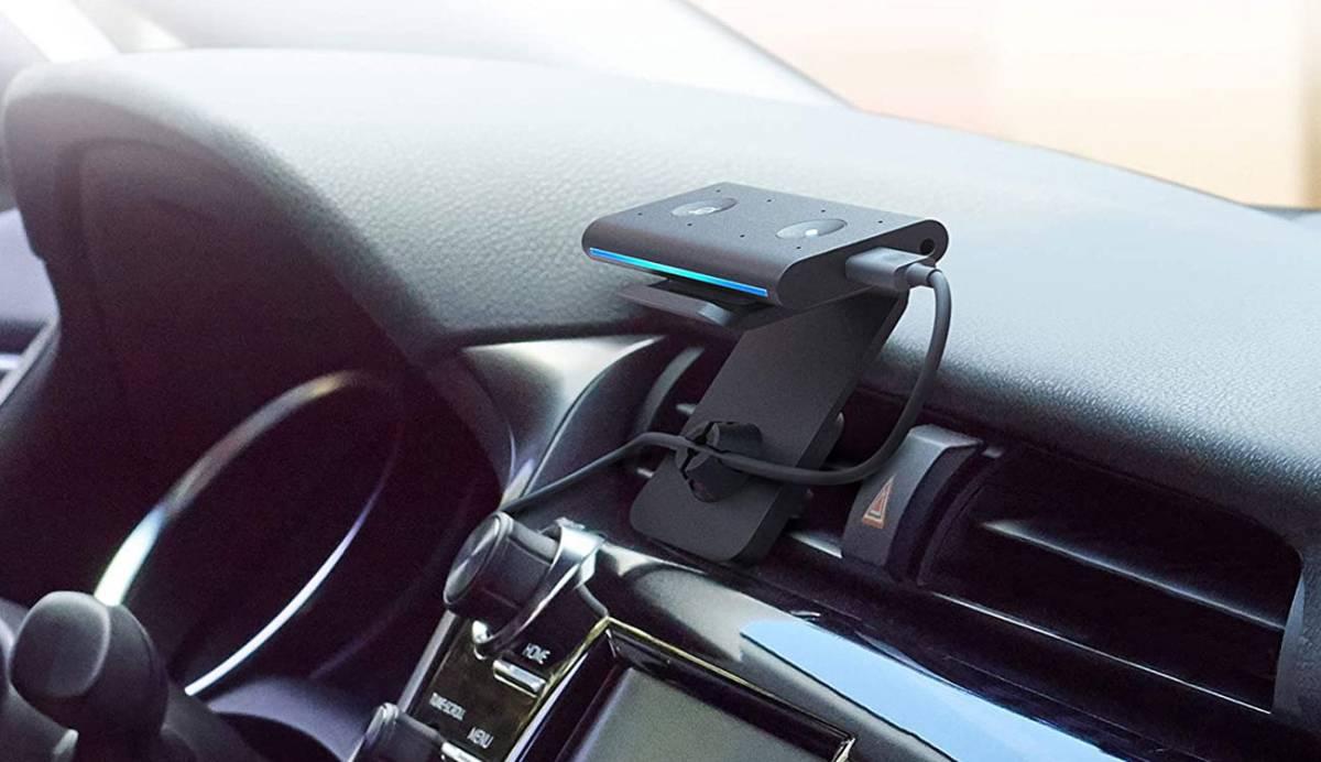 Amazon lanza en España su Echo Auto para llevar Alexa en el coche