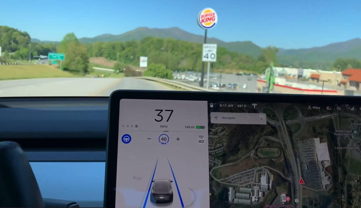 Burger King convierte un fallo del autopilot de Tesla en una campaña publicitaria