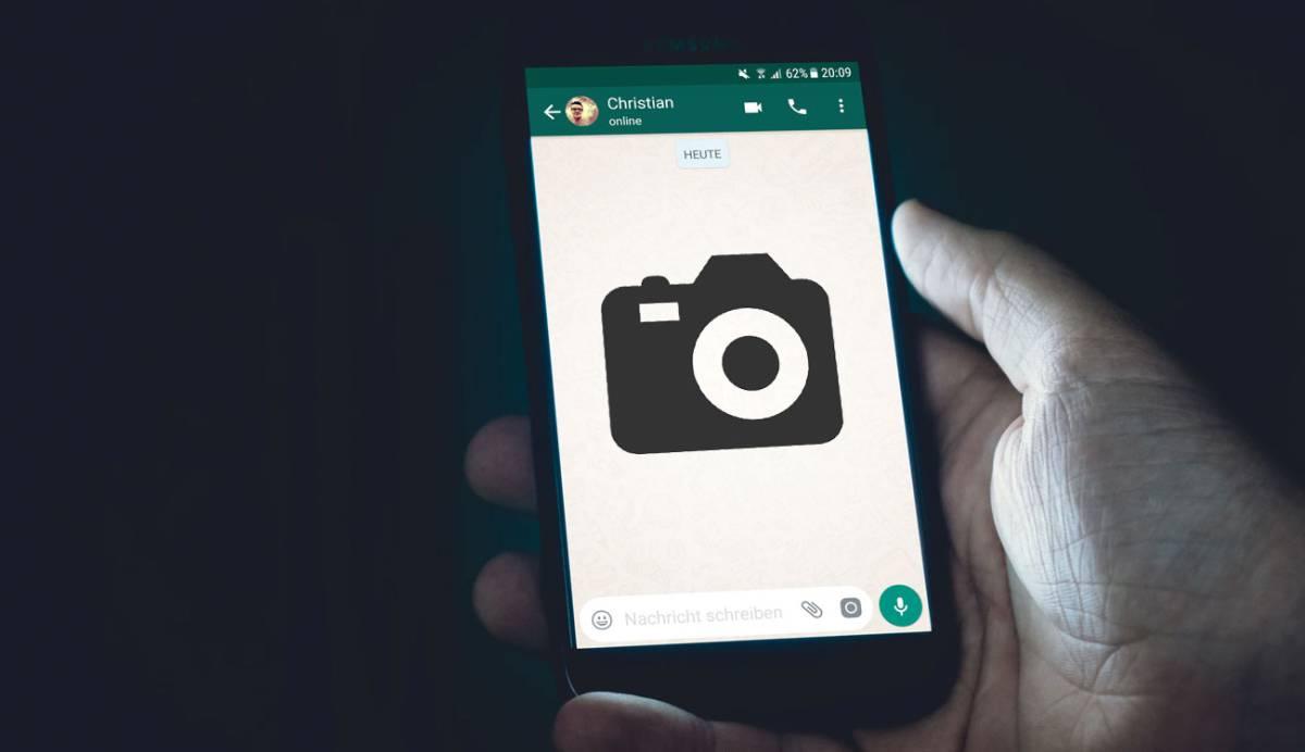 El misterio del icono desaparecido de la cámara de WhatsApp, resuelto