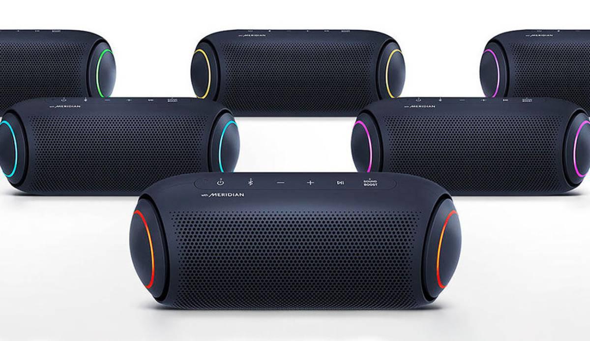 Nuevos LG Xboom GO: potencia, autonomía e interconectados