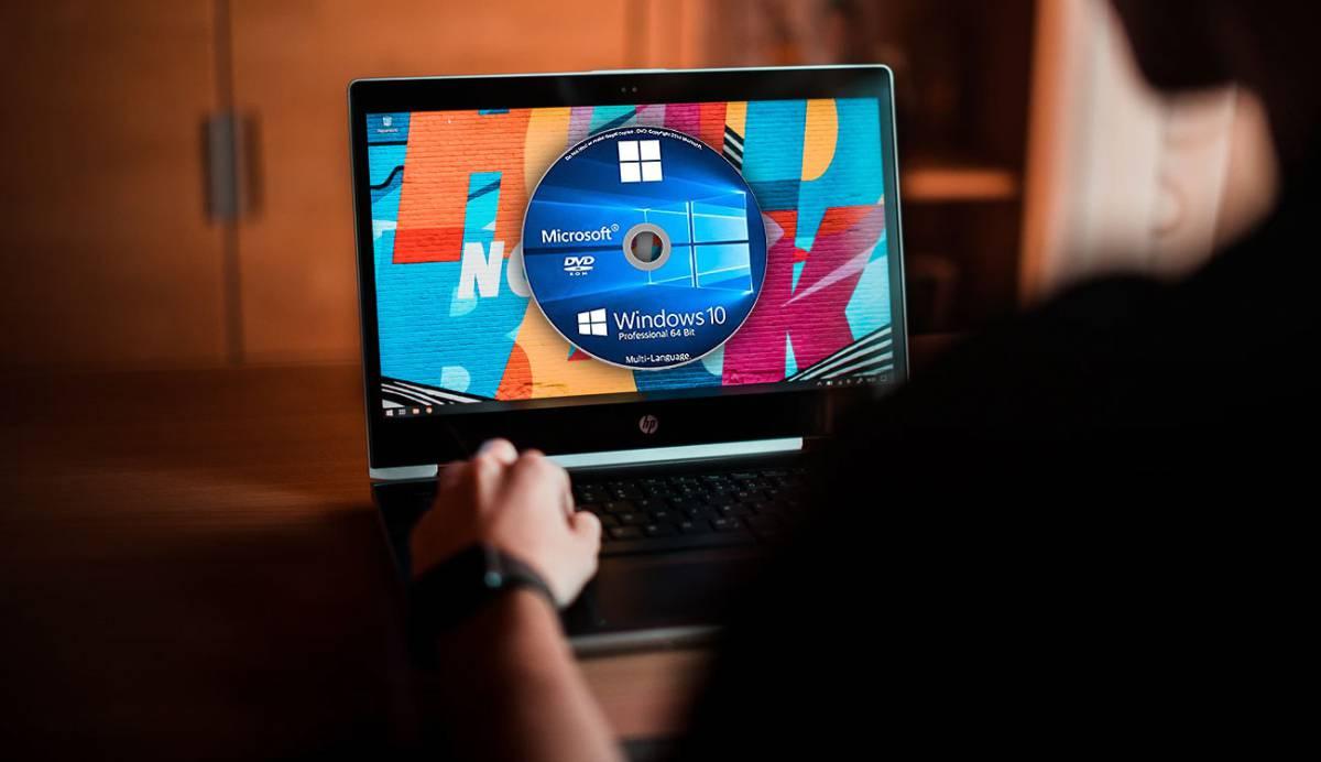 ¿Sabes dónde descargar Windows 10 cuando has perdido el DVD original?
