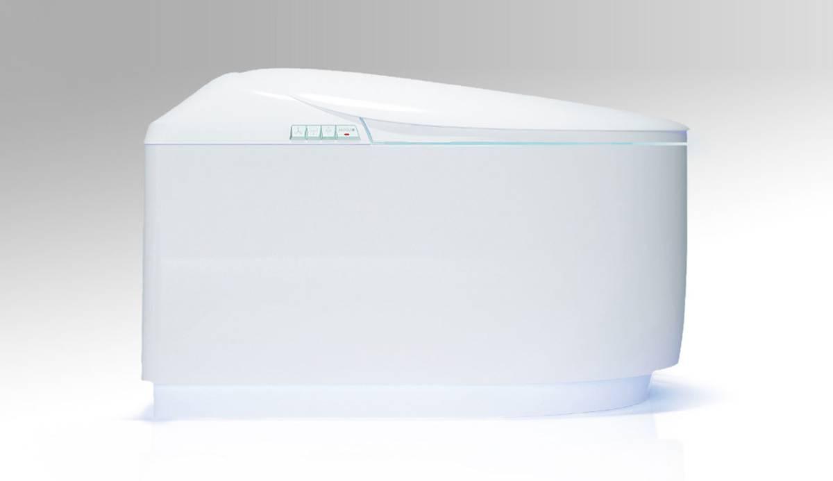 Xiaomi tiene el WC inteligente que limpia con agua y se regula en altura