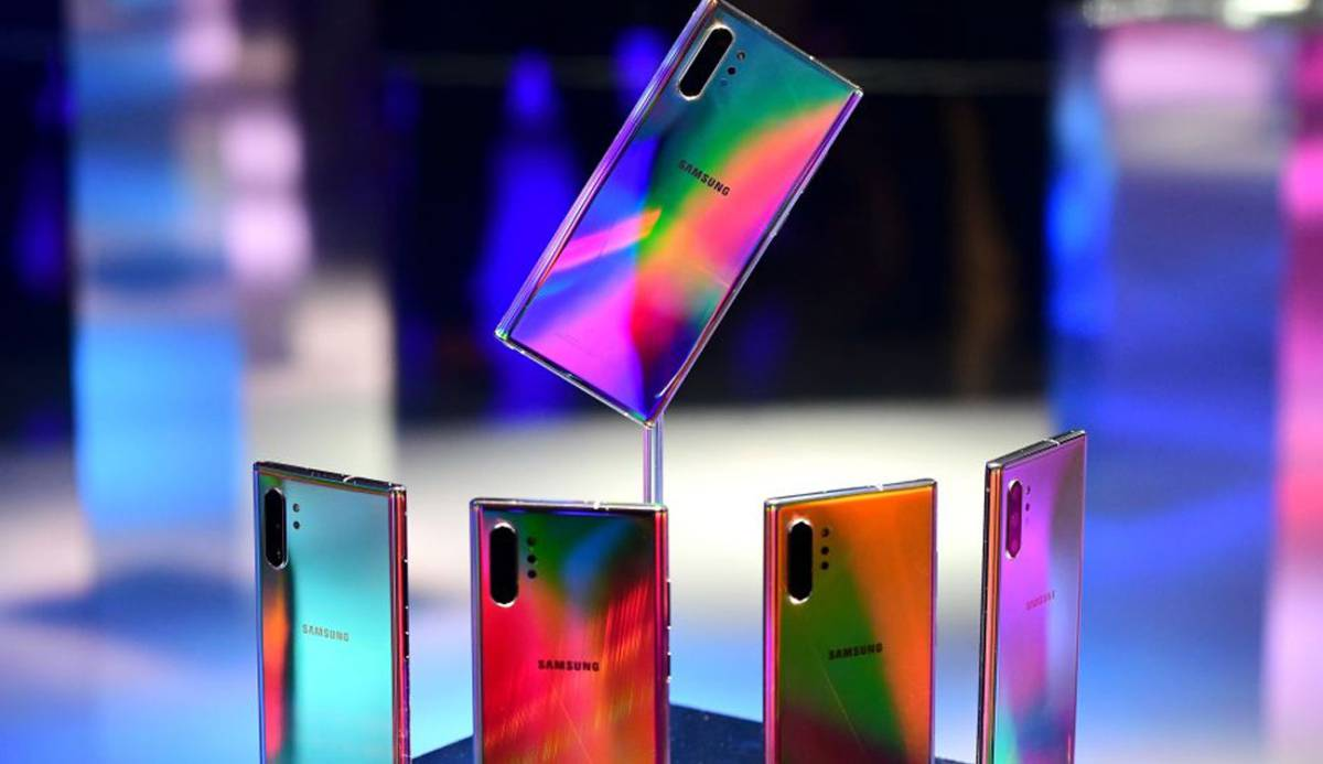 Filtrada la fecha de presentación del Galaxy Note20, ¿sabes cuándo será?