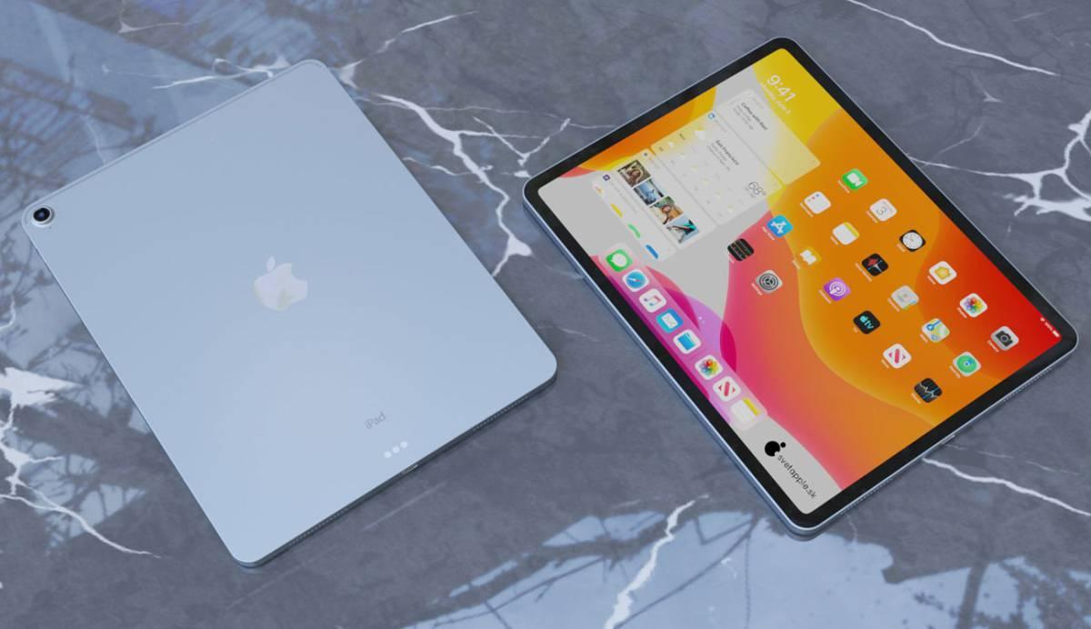 Nuevos renders muestran cómo será el diseño de los futuros iPad Air