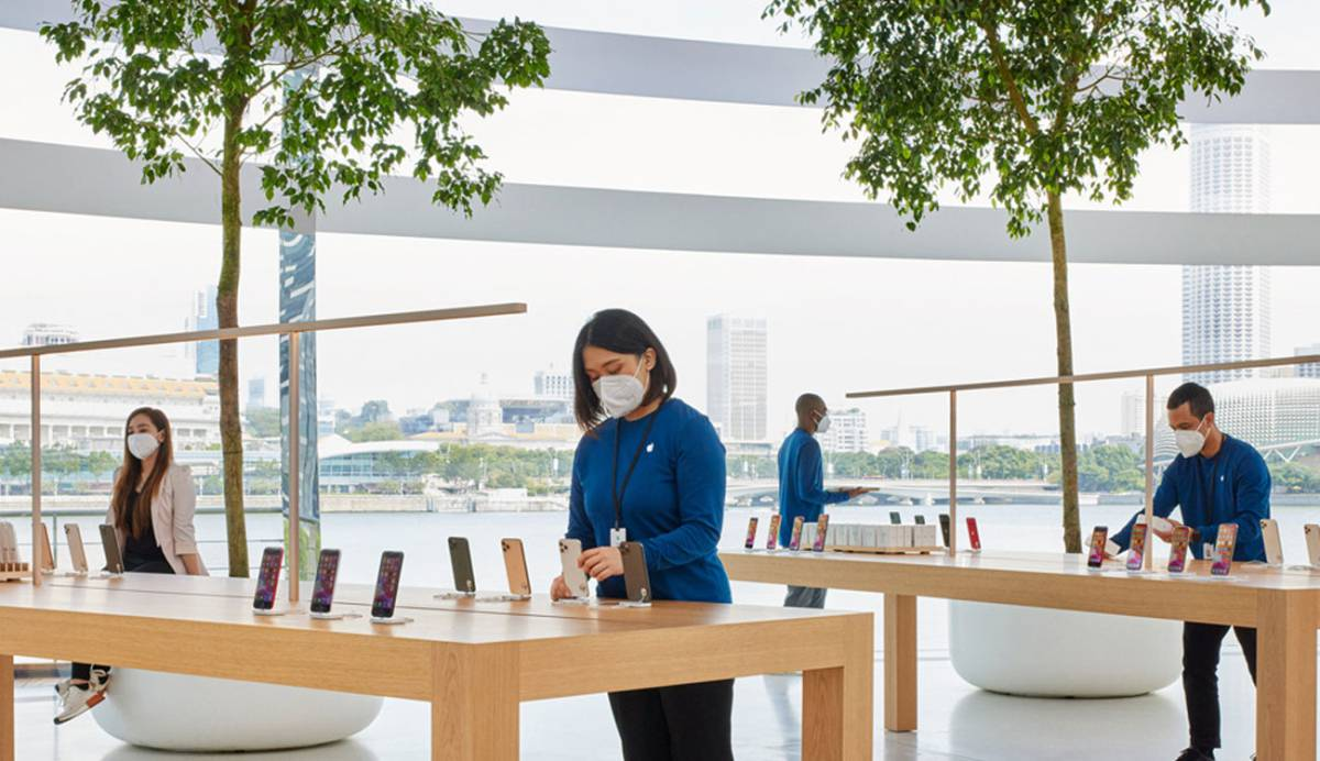 FaceMask y ClearMask, las mascarillas que Apple ha desarrollado, ¿para venderlas?