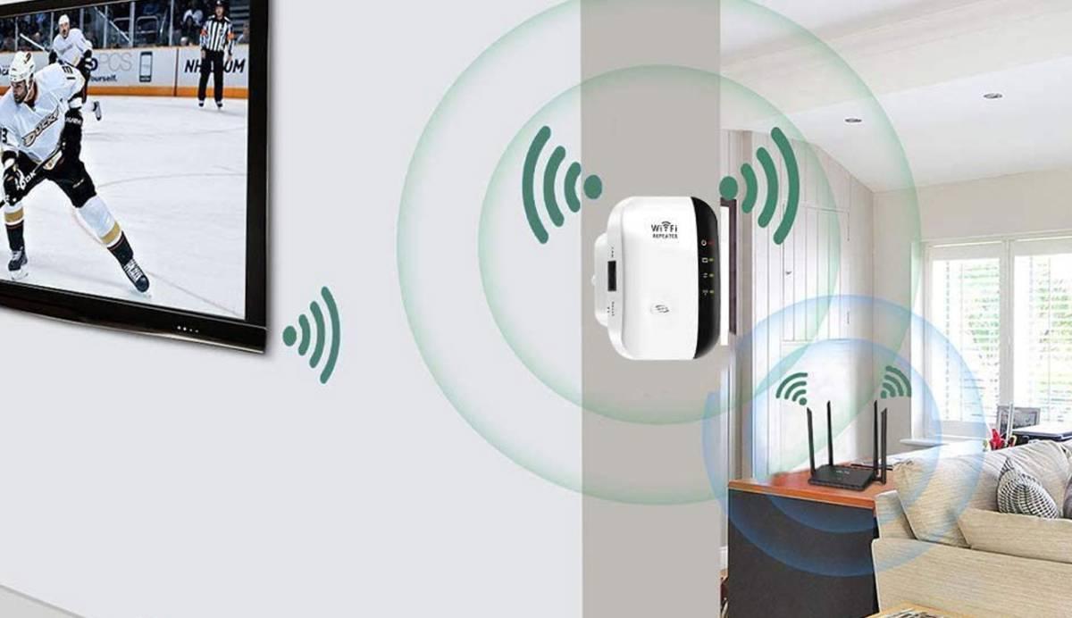 Tres repetidores wifi que podrás comprar por menos de 15 euros