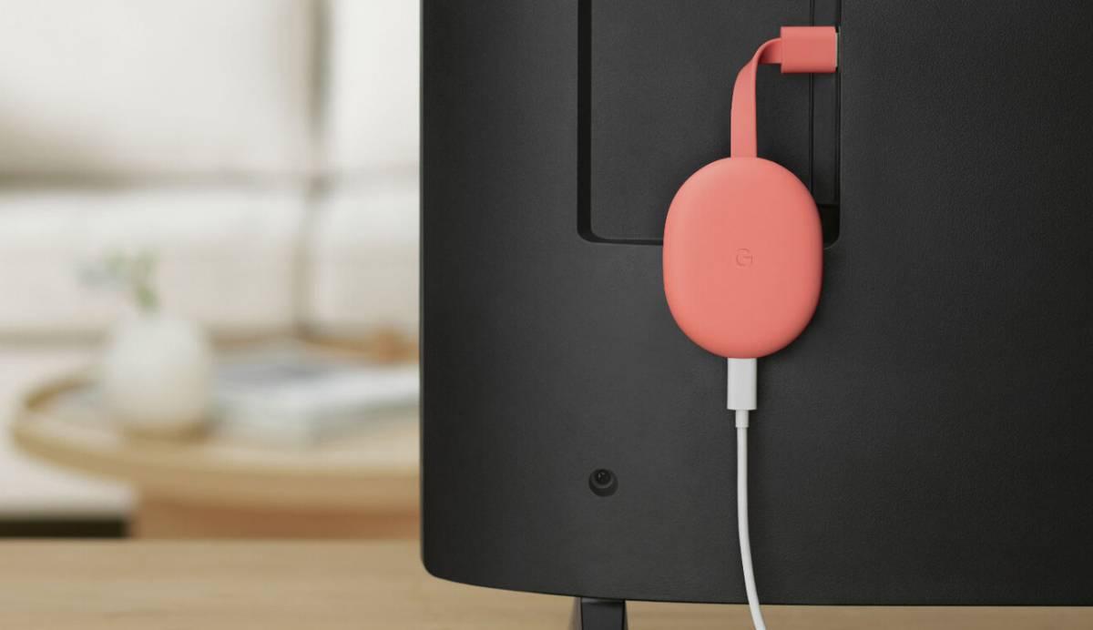 Google presenta su nuevo Chromecast y un renovado altavoz Nest Audio