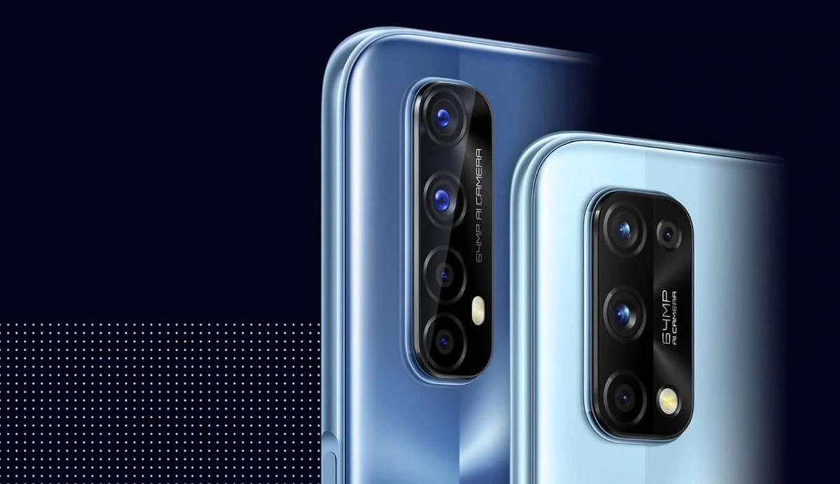 Los nuevos Realme 7 y 7 Pro llegan a España: fechas, precios y hardware