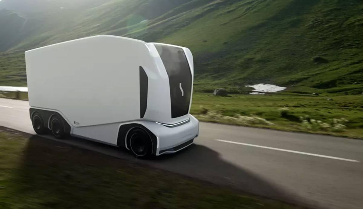 Einride presenta sus nuevos camiones autónomos sin cabina ni conductor