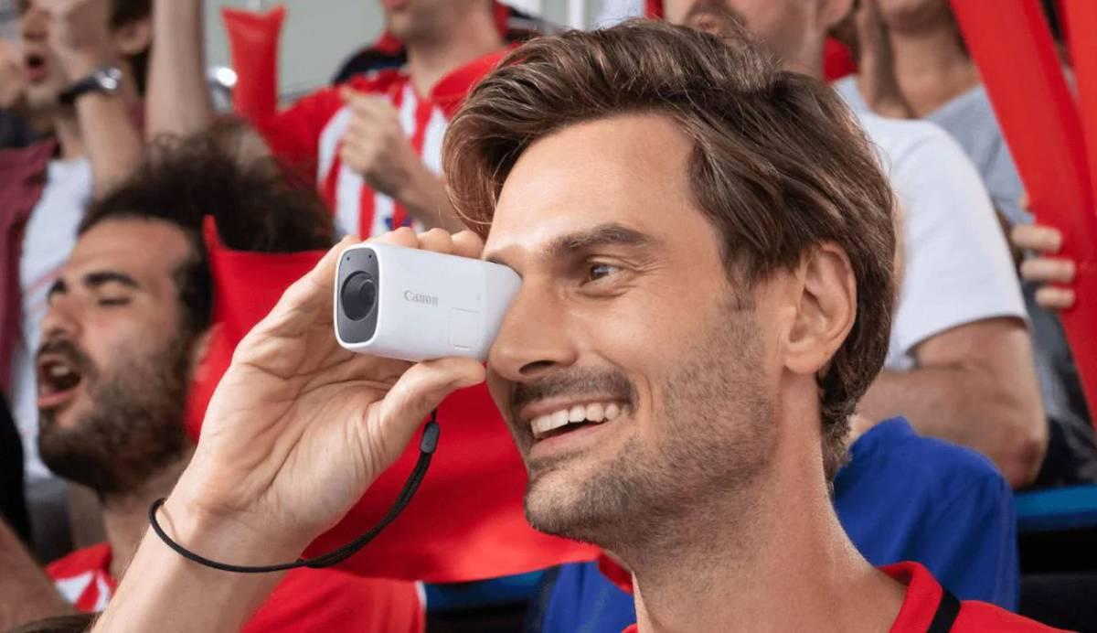 Canon PowerShot Zoom: la minicámara que caza al vuelo instantes inolvidables