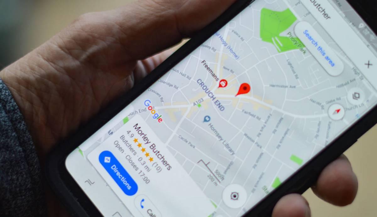 Aluvión de novedades en Google Maps: Live View, indicaciones y más información