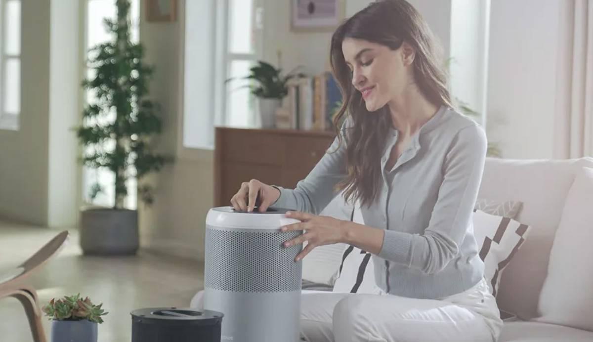 Smartmi Air Purifier P1: 10 minutos y tendrás tu habitación limpia de gérmenes