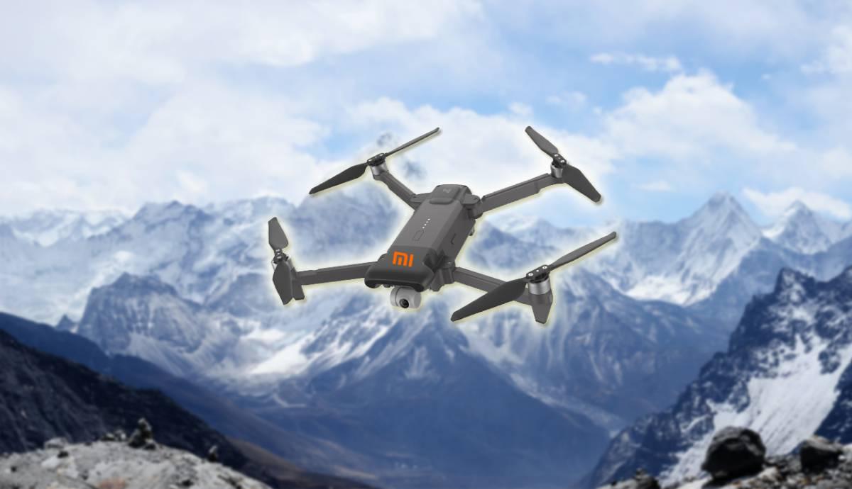 """El socio de Xiaomi, FIMI, lanza un drone """"low cost"""" para competir contra DJI"""